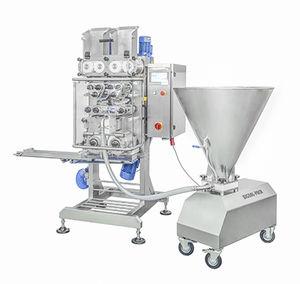 машина для производства фаршированных макарон