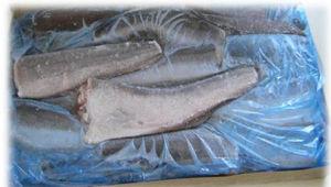 замороженная капская мерлуза