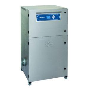 мобильный дымоуловитель / для промышленности / для печи / с активным угольным фильтром