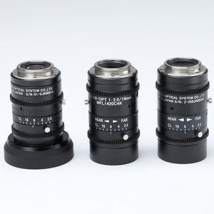 объектив для камеры с постоянным фокусным расстоянием