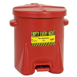 мусорный контейнер из полиэтилена