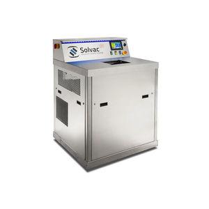 очистительная установка с растворителем