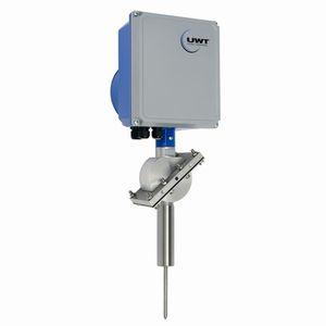 датчик уровня с электромеханическим зондом