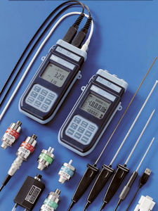цифровой манометр-термометр