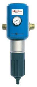 фильтр для воды / с корзиной / для процесса / самоочищающийся