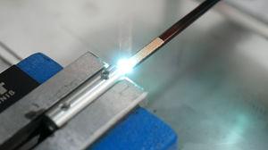 импульсный лазер