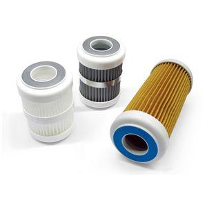 фильтрующий элемент для воды / масляный / для удаления пыли / из бумаги