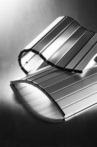решетчатый ставень-гармошка