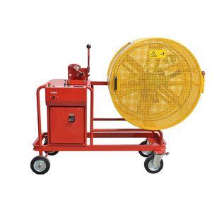 механизированная машина для наматывания катушек
