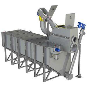 компактная станция очистки для сточных вод