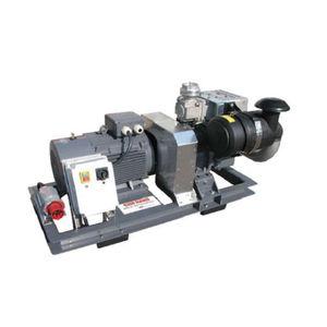 воздушный компрессор / фиксированный / электрический