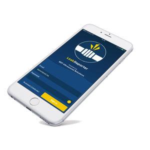 мобильное приложение для контроля