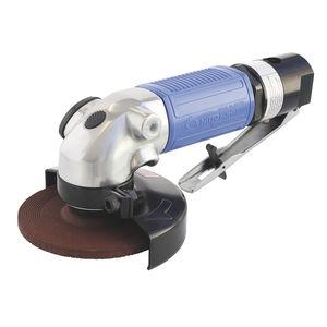 пневматический орбитальный шлифовальный станок / угловой / компактный / задний выхлоп