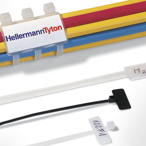 кабельная стяжка из пластика