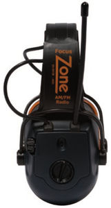 шумоподавляющий наушники / с радио