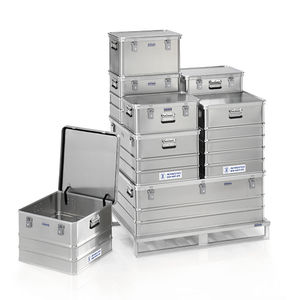 грузовой контейнер из алюминия