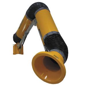 фиксированный всасывающий рукав / жесткий / для сварочного дыма