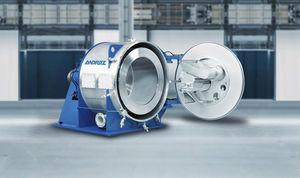 машина-центрифуга для процесса / для пищевой промышленности / для химической промышленности / фильтрующая