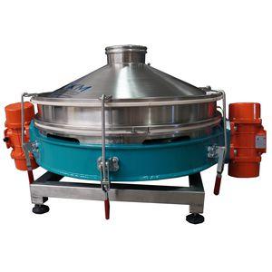 контрольное грубое сито / вибрирующее / центробежное / для частиц