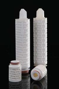 фильтрующий элемент для газа / для тонкой фильтрации / для общего применения / промышленный