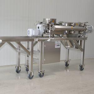грубое сито с винтом / для сыпучих материалов / для пищевой промышленности
