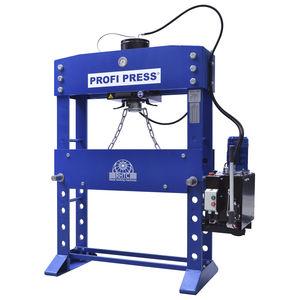 гидравлический пресс / механизированный / с выпрямлением / для цеха