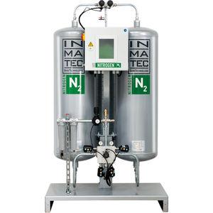 закрытый генератор азота