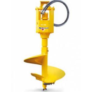 гидравлический бур / для экскаватора / спиральный / для экскаватора-погрузчика