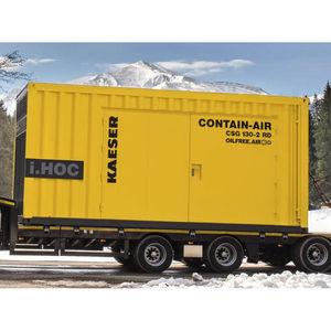 компрессор в контейнере