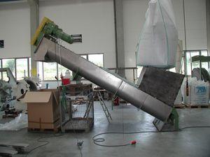 Конвейер для моек ленточный конвейер для уборки навоза