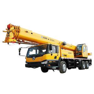 грузовой автомобиль подъемный кран