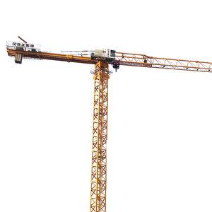 фиксированный башенный кран / башенный / для строительной площадки / для фасада здания