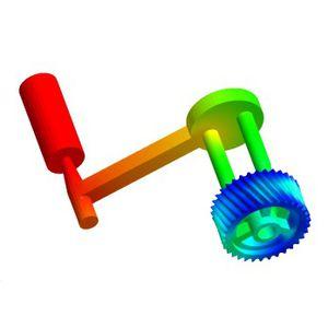 программное обеспечение для анализа / процесса / потока / 3D