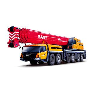 башенный кран на грузовике