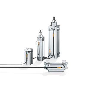 датчик положения для цилиндра / линейный / бесконтактный / магнитный