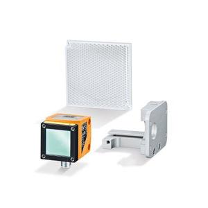 датчик расстояния лазерное измерение времени полета / с аналоговым выходом / сверхточный / для наружного применения