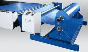блок питания для разрезания / для текстиля в рулонах / автоматический