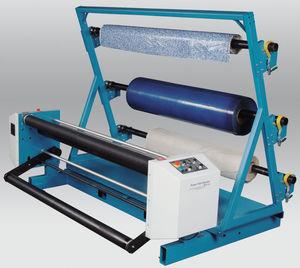 блок питания для разрезания / для рулонов ткани / автоматический