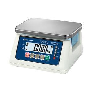 весы с дисплеем LCD
