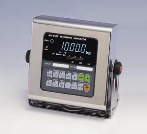 цифровой весовой индикатор