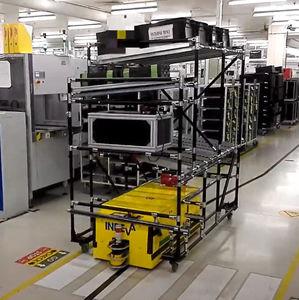 AGV для складов