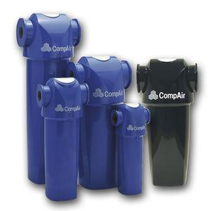 фильтр для сжатого воздуха / с картриджем / высокая пропускная способность