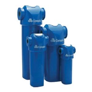 фильтр для сжатого воздуха / с картриджем / компактный / модульный