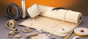 волокно из кремнезема / из ткани / для термоизоляции