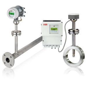 термально-массовый расходомер / для газа / для воздуха / цифровой