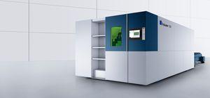 станок для резки стали / для нержавеющей стали / лазер 2D / для листов