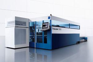 станок для резки металла / лазер 2D / ЧПУ / для промышленного применения