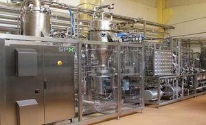 пастеризатор для молочных продуктов