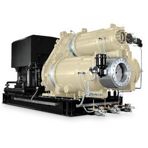 воздушный компрессор / стационарный / с электродвигателем / центробежный