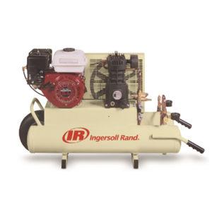 воздушный компрессор / мобильный / с бензиновым двигателем / переменная производительность